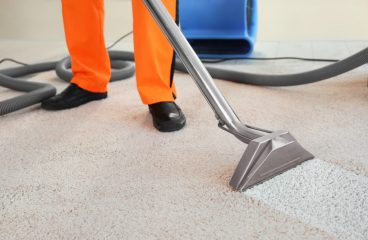 Why is carpet cleaning important and what are the processes?